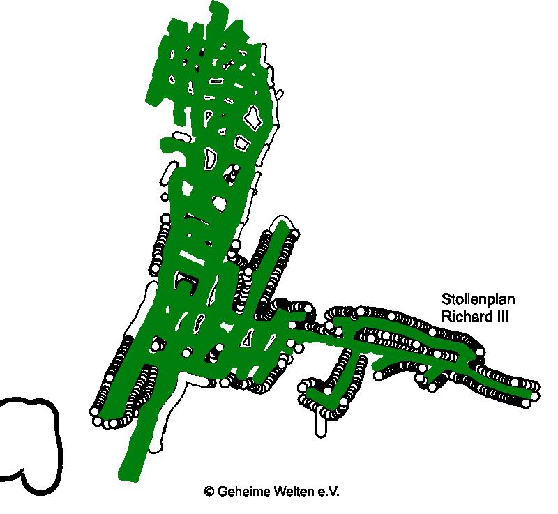 Stollenplan Richard III